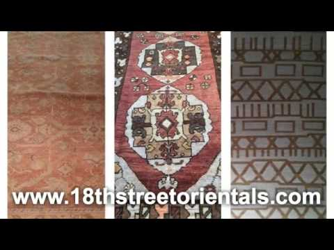Eighth Street Oriental Rugs A Commitment To Handmade