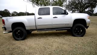 Remington GMC Sierra 3500 walk around