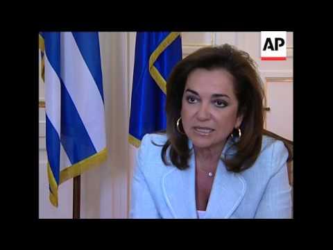 Greek FM/OSCE head, optimistic about first NATO-Russia meeting since Georgia war