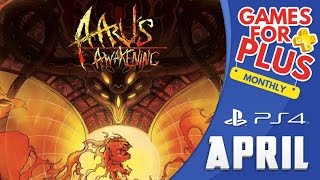 Aarus Awakening (PS4) Gameplay - Games for Plus (April) - The Geek Mafia™