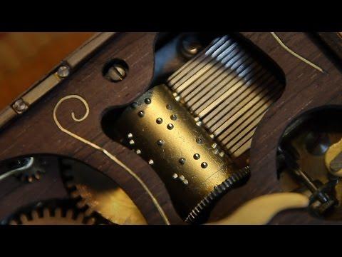 Steampunk Musicbox