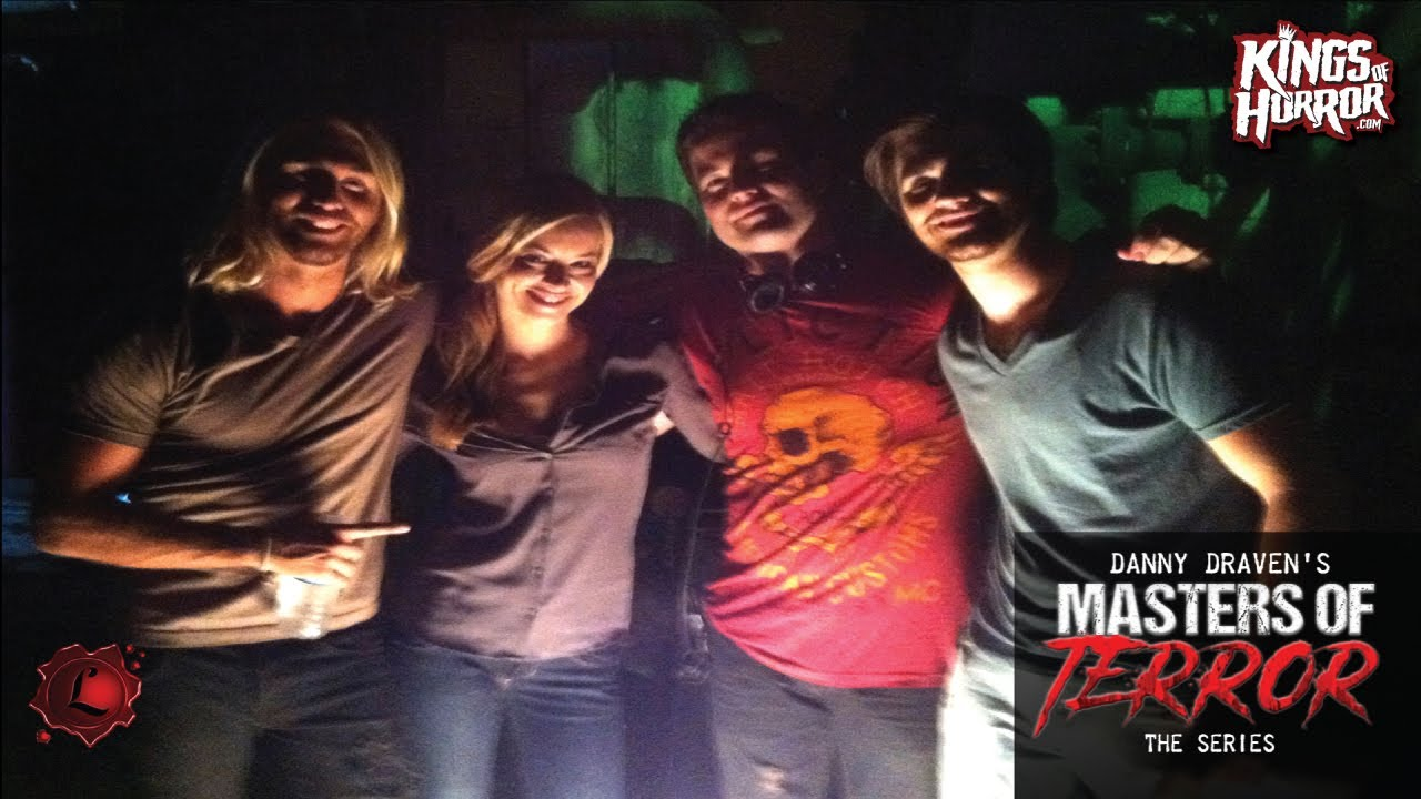 Danny Draven's MASTERS OF TERROR   EP15: Horror Set Tour and Haunted Locations