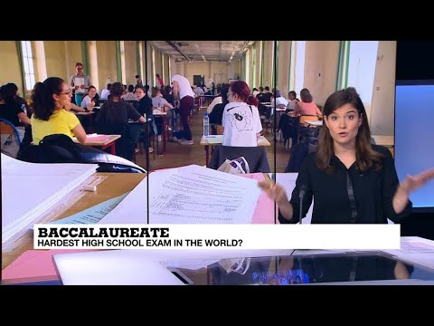 France's baccalaureate: The hardest high school exam in the world?