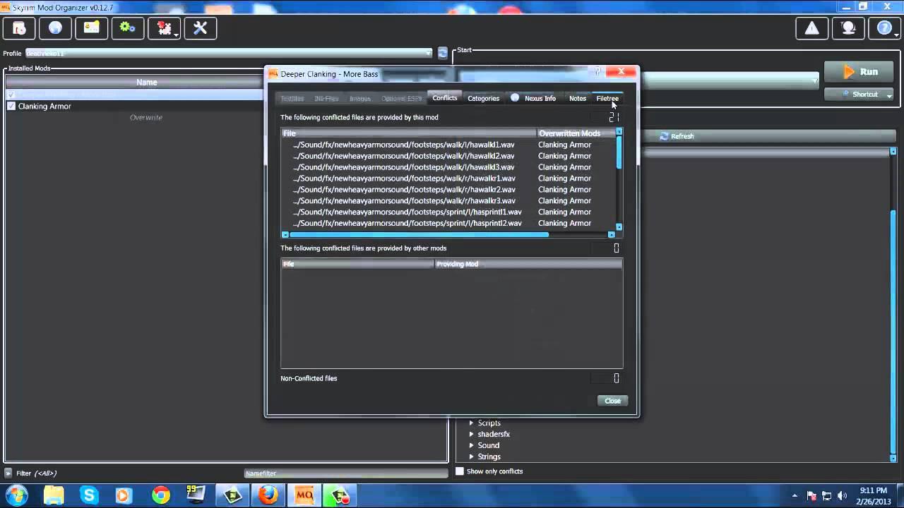 Mod Organizer - Technical Support - LoversLab