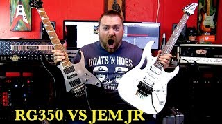 RG350EX VS JEM JR
