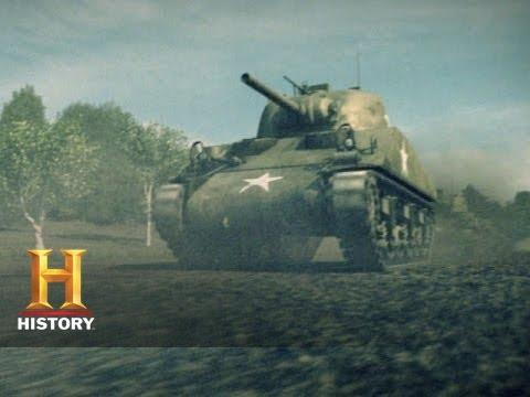 Deconstructing History: Sherman Tank | History
