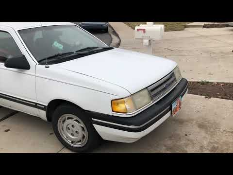 Maiden Voyage 1990 Ford Tempo