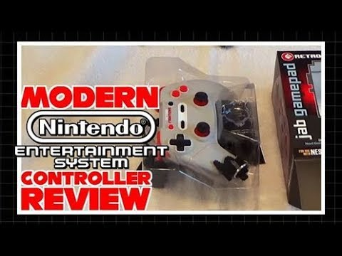 Modern NES Controller Review