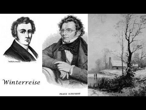 Winterreise - Franz Schubert Op. 89, D 911 (komplett)