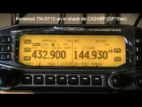 Kenwood Tm d710 manual