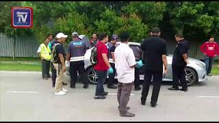 Dua suspek berbahaya ditembak mati