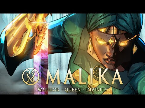 Malika Vol 4 - Graphic Novel Launch (Kickstarter)