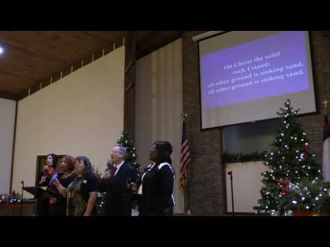 Hymn #522- My Hope Is Built on Nothing Less 12-10-16 - YouTube