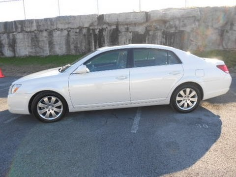 Sold 2007 Toyota Avalon Xls 30k Pearl White Ford Of Murfreesboro 888 439 1265