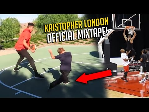 TOP 10 KRISTOPHER LONDON BASKETBALL MOMENTS! The Demi-God of YouTubers!