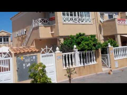 Top Floor Bungalow with underground parking in Residencial Europa in Torrevieja