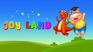 Joyland (4Mins)- Fun Free learning games videos for toddler, preschool & kindergarten kids