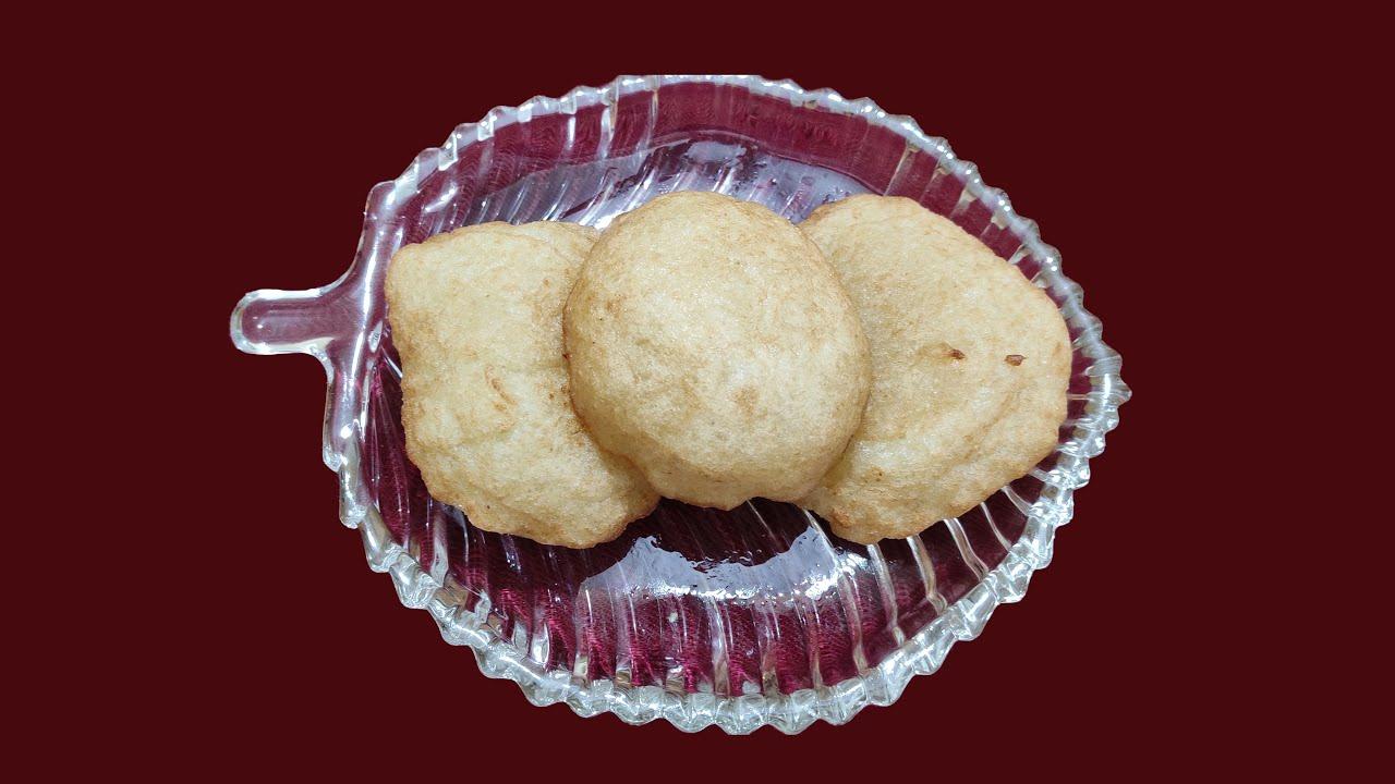 Moyda Sujir Pua Pitha Recipe  Bangladeshi Pua Pitha