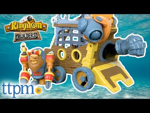 Little Tikes Kingdom Builders Wreckin' Roller from MGA Entertainment