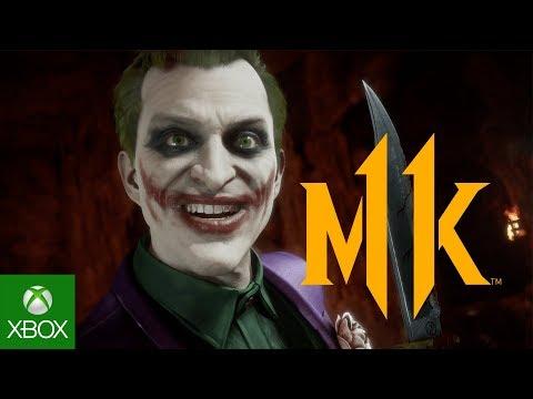 Mortal Kombat 11 Kombat Pack – The Joker Official Gameplay Trailer
