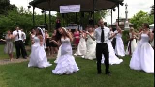 Bridal Flash Mob