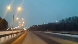 видео Участок трассы М4 Дон от МКАД до 93 км дороги стал платным
