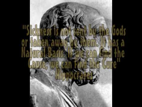 Galen and Hippocrates - Who were they?