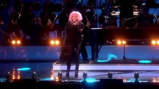 Cyndi Lauper - Misty Blue [New Song]