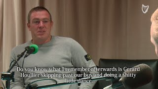 Richard Dunne on Gerard Houllier's s****y little dance after Paris heartache