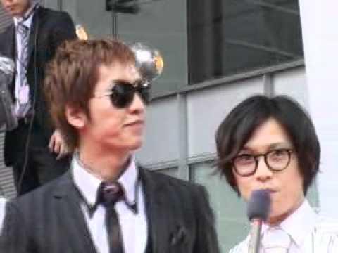 w-inds. 「MTV VIDEO MUSIC AWARD JAPAN 2009」