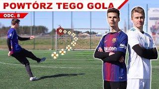 POWTÓRZ GOLA | Barcelona VS Real Madryt - Rekonstrukcje bramek | GDfootball