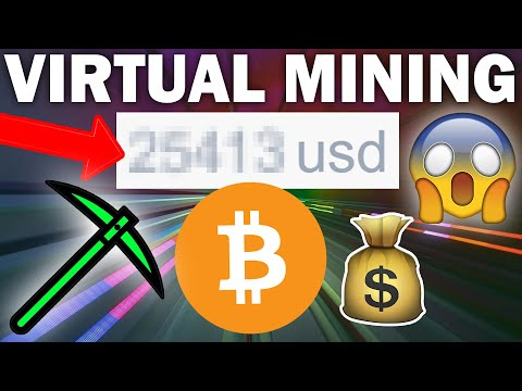 I tried Virtual Mining and I made HOW MUCH?! | Cryptocurrency Tutorial