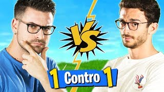 GIAMPYTEK vs MURRY SU FORTNITE PARCO GIOCHI!
