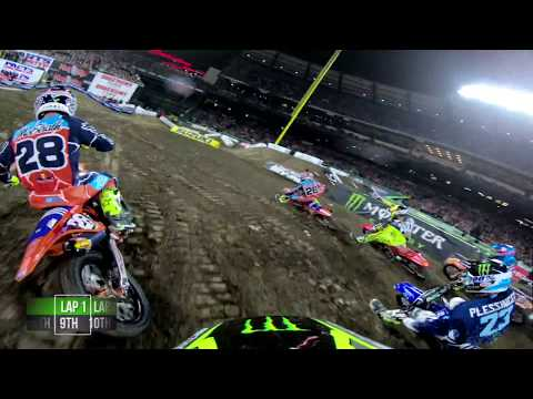 GoPro: Adam Cianciarulo Main Event 2018 Monster Energy Supercross from Anaheim