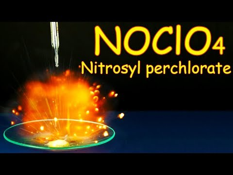 NOClO4: Nitrosyl Perchlorate