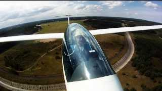 Only to Fly – fascination with gliding – GoPro