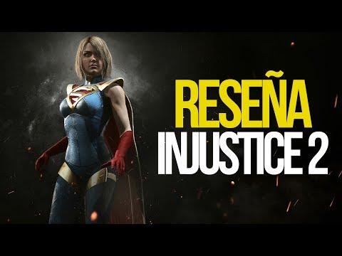 Reseña de Injustice  2