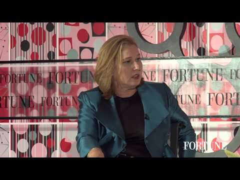 Tzipi Livni: The reality of peacekeeping in the Middle East | Fortune
