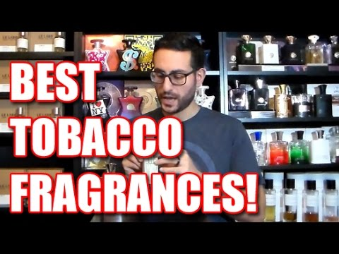 Top 5 Best Tobacco Fragrances / Colognes! (Niche)