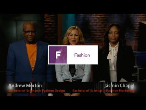 Fashion Students on FUSE | Art Institutes | Philadelphia | Fashion Design