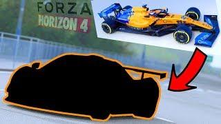 La MCLAREN di Nu Macher: Bellissima! - Forza Horizon 4
