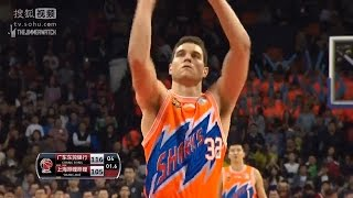 Jimmer Fredette 35 Points vs Guangdong Southern Tigers | Full Highlights | January 1, 2017