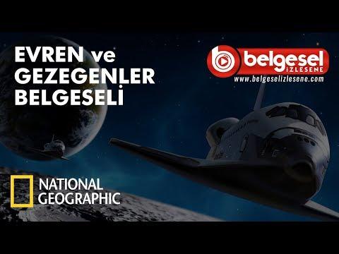 Evren Ve Gezegenler Belgeseli - Türkçe Dublaj HD