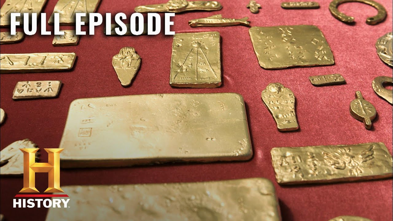 America Unearthed: Egyptian Treasure Discovered in the Grand Canyon (S2 E5) | Full Episode | History