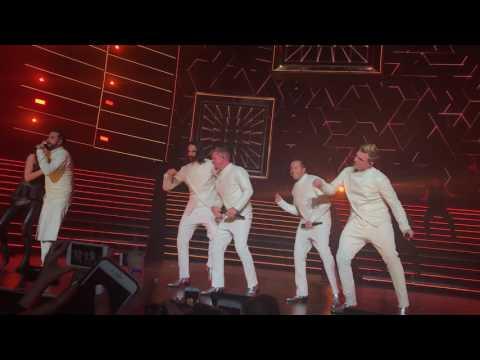 Backstreet Boys LAS VEGAS  HD Completo !!!! Pits !!! Planet Hollywood