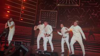 Backstreet Boys LAS VEGAS  HD Completo !!!! Pits !!! Planet Hollywood