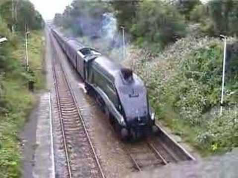 UNION OF SOUTH AFRICA Steam Locomotive