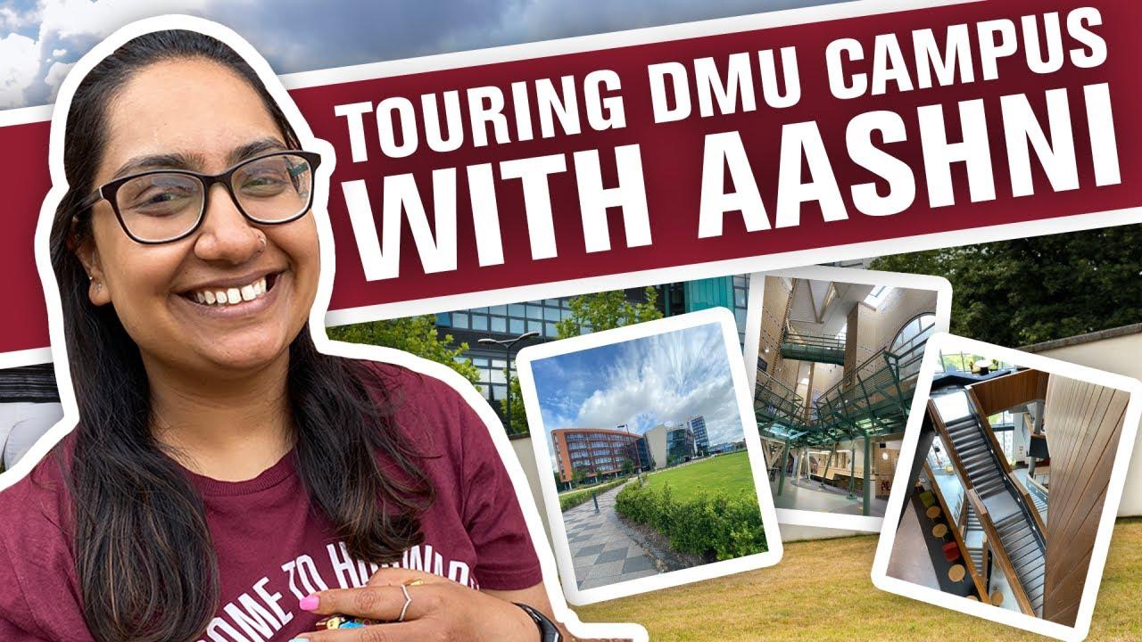 Download DMU campus tour
