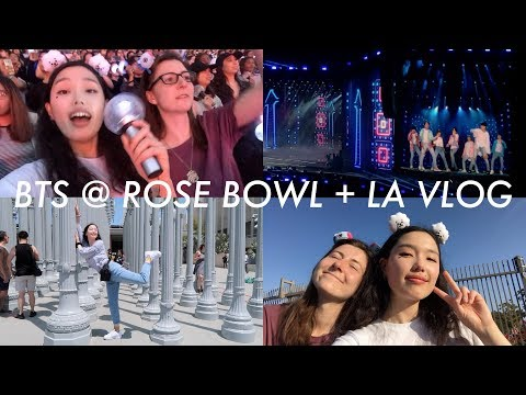 I Saw BTS And Had The Best Weekend Of My Life | Speak Yourself Tour Concert Experience + LA Vlog
