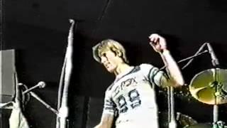 Stewart Copeland - Drum Clinic 1985 - Part 1 of 4